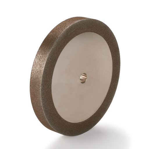 """View a Larger Image of 120-Grit CBN Grinding Wheel, 6""""x 3/4"""" for Grinders with a 1/2"""" Arbor"""