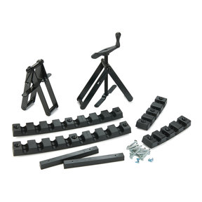 4-Way Pressure Clamping System