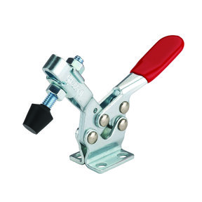 """Low Silhouette Toggle Clamp 2-3/4"""" x 1/4"""" 500 lb Capacity"""