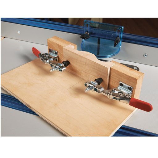 """View a Larger Image of Low Silhouette Toggle Clamp 2-3/4"""" x 1/4"""" 500 lb Capacity"""