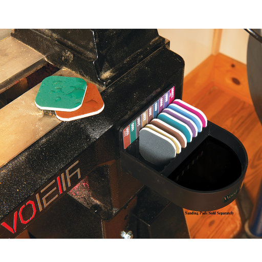 View a Larger Image of Micro-Mesh Pad Holder