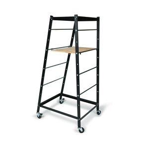 Mobile Clamp and Storage Rack