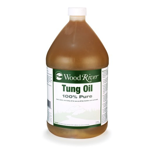 View a Larger Image of Oil Natural WoodRiver Gallon