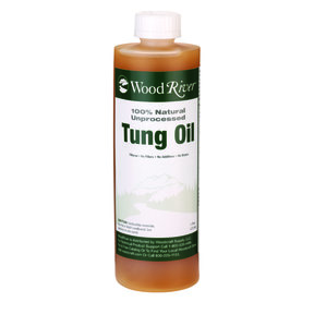 Tung Oil Natural Pint