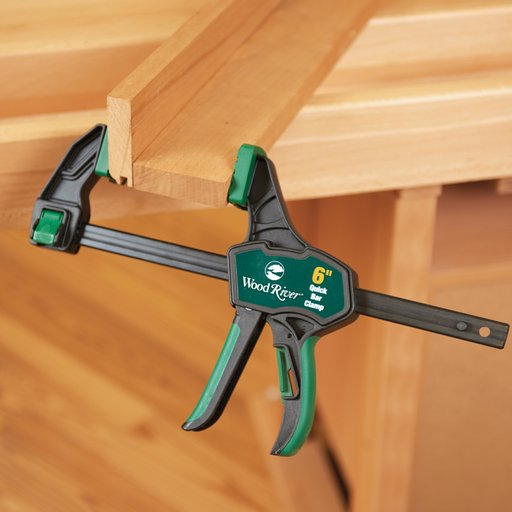 """View a Larger Image of 6"""" Quick Bar Clamp"""