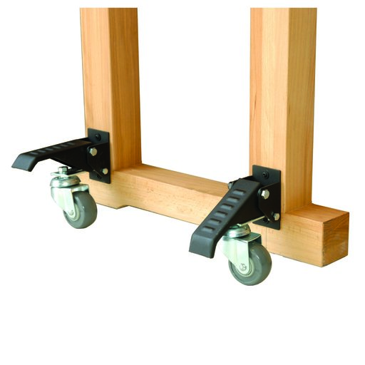 View a Larger Image of Workbench Caster Set 4 pk