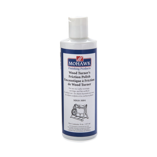 View a Larger Image of Woodturner's Polish