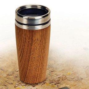 Woodturner's Travel Mug - Downloadable Plan