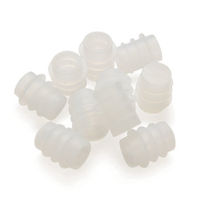 Woodturning Project Kit for Silicone Bottle Stoppers 10-Piece