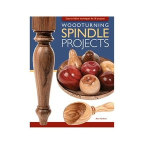 Woodturning Spindle Projects