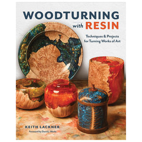 Woodturning with Resin