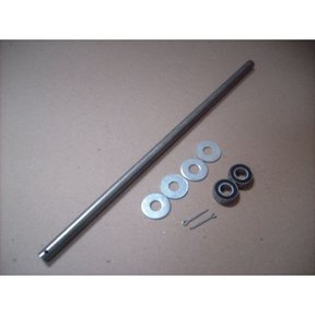 Woodworking Project Bearing Kit for Water Wheel Plan, No. 891BK