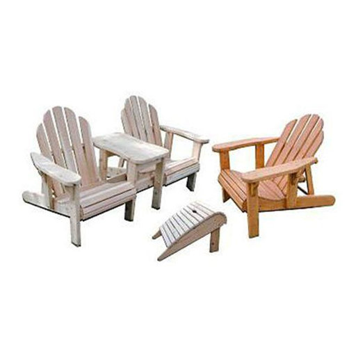 View a Larger Image of Woodworking Project Paper Plan to Build Adirondack Plan Value Pack