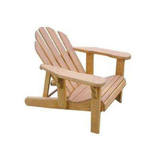 View a Larger Image of Woodworking Project Paper Plan to Build Adjustable Adirondack Chair