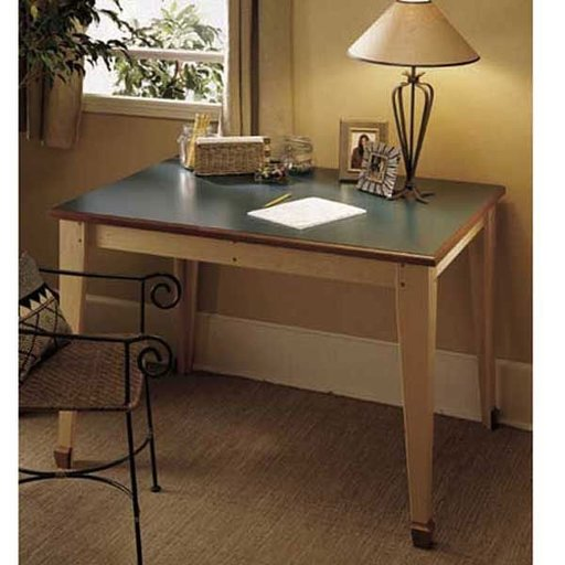 View a Larger Image of Woodworking Project Paper Plan to Build All-Around Table