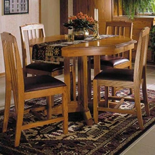 View a Larger Image of Woodworking Project Paper Plan to Build Arts and Crafts Table