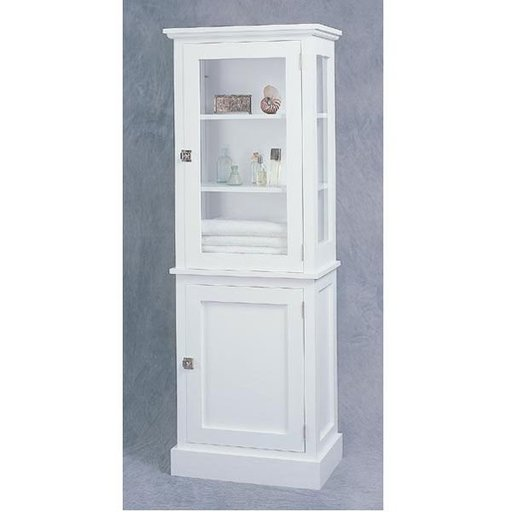 View a Larger Image of Woodworking Project Paper Plan to Build Bathroom Cabinet, Plan No. 915