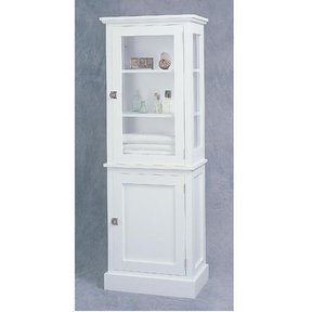 Woodworking Project Paper Plan to Build Bathroom Cabinet, Plan No. 915