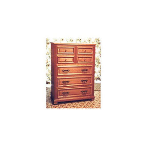 Woodworking Project Paper Plan to Build Chest of Drawers 51