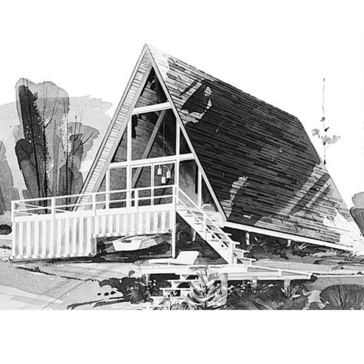 View a Larger Image of Woodworking Project Paper Plan to Build Cochise Cabin, Plan No. 620