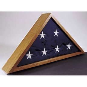 Woodworking Project Paper Plan to Build Flag Case