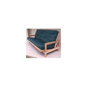 Woodworking Project Paper Plan to Build Futon Sofa