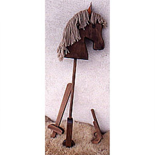 View a Larger Image of Woodworking Project Paper Plan to Build Hobby Horse