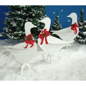 Woodworking Project Paper Plan to Build Holiday Honkers