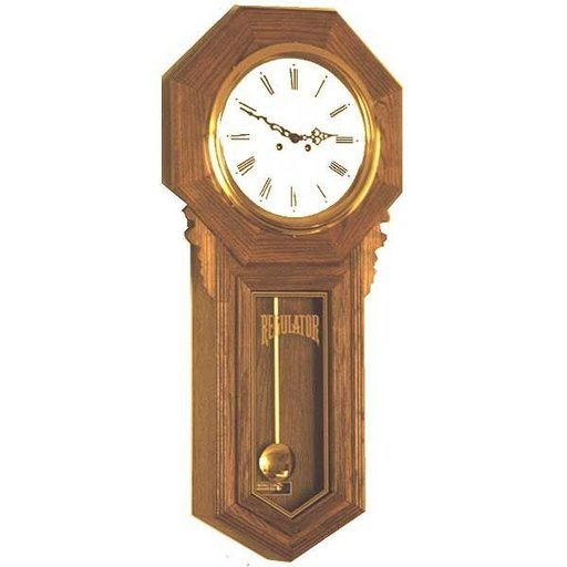View a Larger Image of Woodworking Project Paper Plan to Build Long Drop Regulator Clock, AFD174