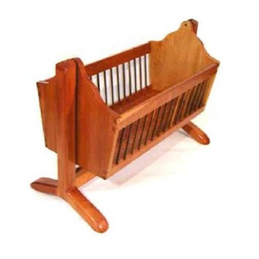 View a Larger Image of Woodworking Project Paper Plan to Build Noah's Cradle, AFD227