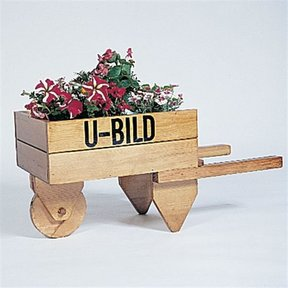 Woodworking Project Paper Plan to Build Planter Trio, Plan No. 661