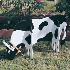 Woodworking Project Paper Plan to Build Pull-Apart Cow