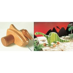 Woodworking Project Paper Plan to Build Pull Toys
