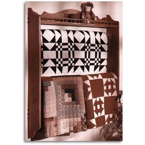 Woodworking Project Paper Plan to Build Quilt Showcase