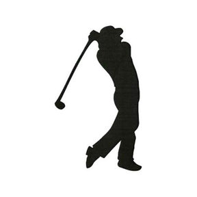 Woodworking Project Paper Plan to Build Saturday Golfer Shadow