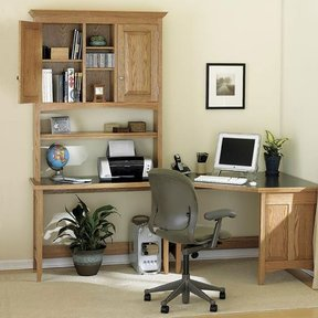 Woodworking Project Paper Plan to Build Sensational Sectional Desk System