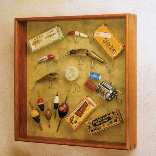 View a Larger Image of Woodworking Project Paper Plan to Build Shadow Box