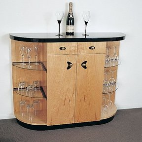 Woodworking Project Paper Plan to Build Sideboard, Plan No. 831