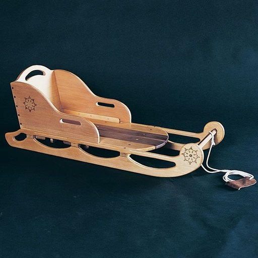 View a Larger Image of Woodworking Project Paper Plan to Build Sled, Plan No. 795