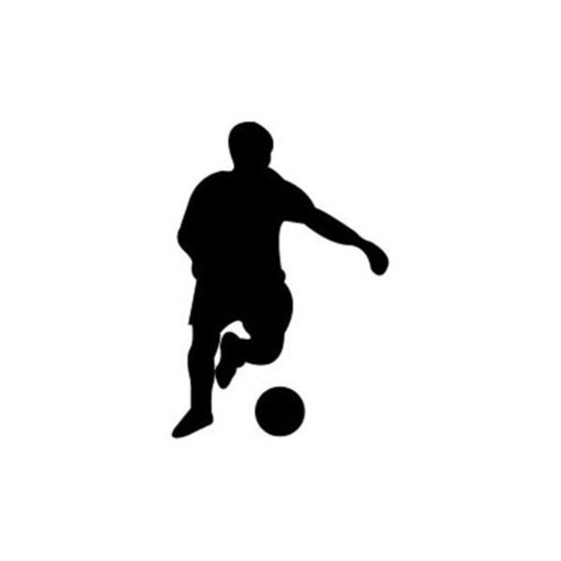 View a Larger Image of Woodworking Project Paper Plan to Build Soccer Player No.2 Shadow