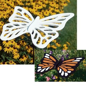 Woodworking Project Paper Plan to Build Supersized Butterfly