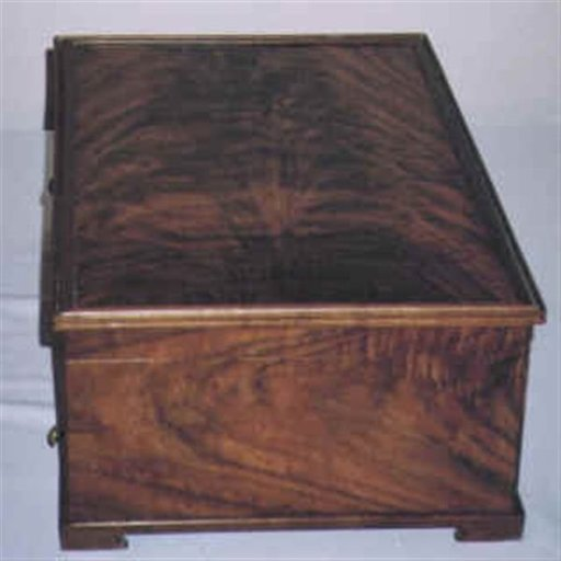 View a Larger Image of Woodworking Project Paper Plan to Build Walnut Flame Crotch and English Black Walnut Jewelry Boxes, AFD205