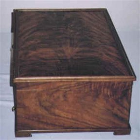Woodworking Project Paper Plan to Build Walnut Flame Crotch and English Black Walnut Jewelry Boxes, AFD205