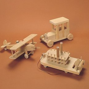 Woodworking Project Paper Plan to Build Wooden Toys, Plan No. 632