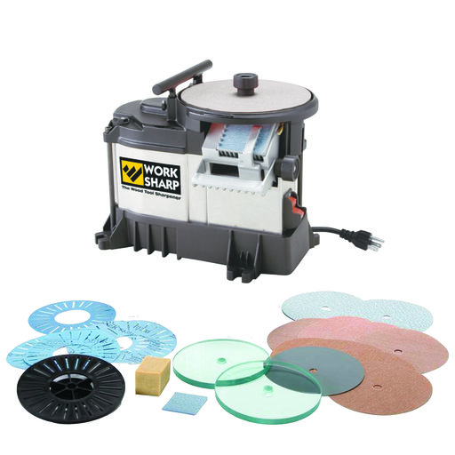 View a Larger Image of 3000 Woodworking Tool Sharpener