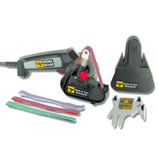 View a Larger Image of Knife and Tool Sharpener