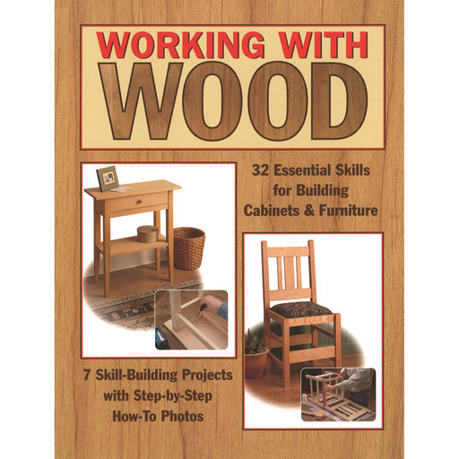 View a Larger Image of Working with Wood