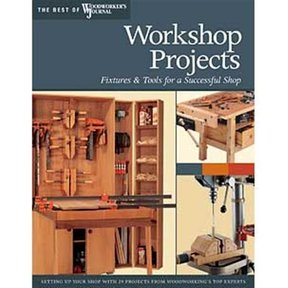 Workshop Projects: Fixtures & Tools for a Successful Shop (Best of WWJ)