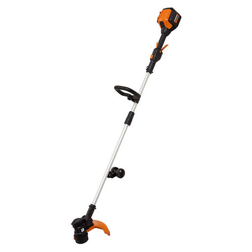 """View a Larger Image of 13"""", 56V, Cordless String Trimmer / Wheeled Edger, WG191"""
