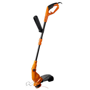 """15"""" Electric Grass Trimmer with Tilting Shaft, 5.5 Amp, Model WG119"""